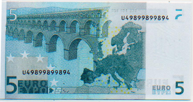 d638bf64cc LE BANCONOTE IN EURO RARE per combinazione di numeri. | Aletrium ...
