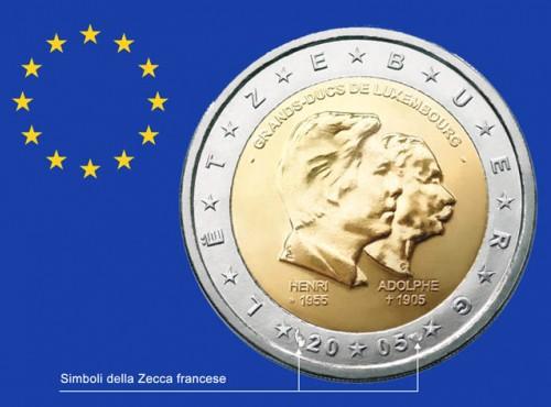 I 2 EURO COMMEMORATIVI PIÙ RARI.    (Aggiornato al 31/12/2019)