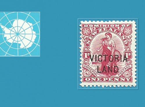 ANTARTIDE – I primi rari francobolli     (parte 2ª)