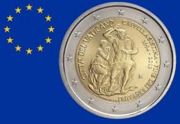 """2 EURO COMMEMORATIVI: PITTORI, SCULTORI e ARCHITETTORI, una collezione """"artistica"""". (SECONDA PARTE 2015-2020)"""