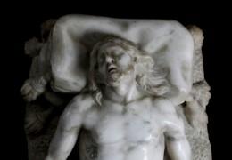 UN BOZZETTO IN MARMO dello Scultore GIUSEPPE SAMMARTINO?