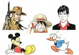 Fumetti - Comics - Bandes dessinées