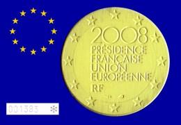 """I 2 EURO COMMEMORATIVI """"COLORATI - quelli """"ufficiali""""."""