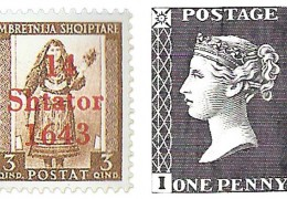 WHAT IF THE FIRST STAMP WAS BORN IN 1643?