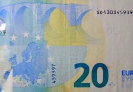"""UNA BANCONOTA PARTICOLARE IN EURO: """"Povera Spagna""""."""