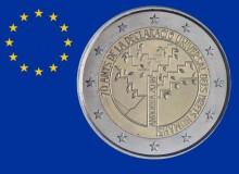 """ANDORRA 2018 """"70° anniversario della dichiarazione universale dei diritti umani (Albero stilizzato con foglie)""""."""