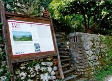 Tappa storica (purtroppo da molti ignorata) del cammino di San Benedetto.