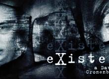 """Un manifesto del film """"eXistenZ""""."""