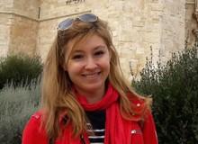 L'autrice del libro Eugenia Salvadori.