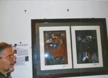 """Vincenzo Marocco illustra 2 tavole di Gabriele Dell'Otto - """"Secret War"""" - ©  2004/2005 Gabriele Dell'Otto e Marvel Comics"""