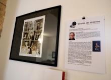"""La tavola originale di un artista, forse per la prima volta in mostra in Italia: Andreï  ARINOUCHKINE - """"Illein. De l'autre côté du miroir"""" - ©  Nickel Productions, 2011."""