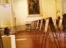 La mostra viene allestita nella Chiesa degli Scolopi.