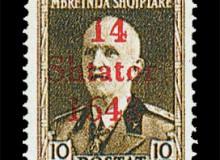 10 q. - Il re d'Italia Vittorio Emanuele III.