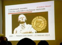 Il 22 febbraio 2014 si tiene la conferenza.