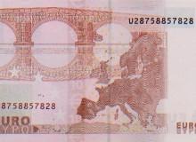 """Banconota """"radar"""" 10 cifre, togliendo l'ultimo numero in coda."""