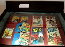 Tex originali: piccole varietà, falsi e rari cartonati.