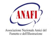 ANAFI - Associazione Nazionale Amici del Fumetto e dell'Illustrazione.