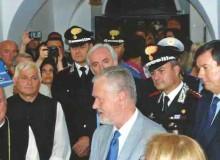 S.E. l'Ambasciatore ricorda la figura di Santo Giovanni Paolo II.