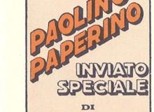 Paolino Paperino inviato speciale.