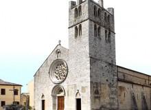 ALATRI - La Chiesa di Santa Maria Maggiore.