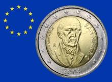 SAN MARINO 2004 - Bartolomeo Borghesi. Moneta 6ª in graduatoria.