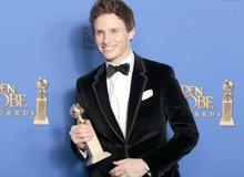 L'attore premiato con il Golden Globe 2015.