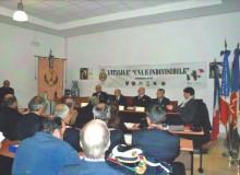 Conferenza per il 150° anniversario dell'Unità d'Italia.