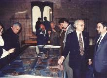 1995 - Presso il civico Museo Zanelli presenta alcune delle sue opere.