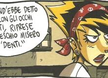 La dotta KATJA cita Dante, ma Secco pensa che siano parole di una canzone di Tiziano Ferro.